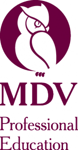 MDV Professional Education Logo