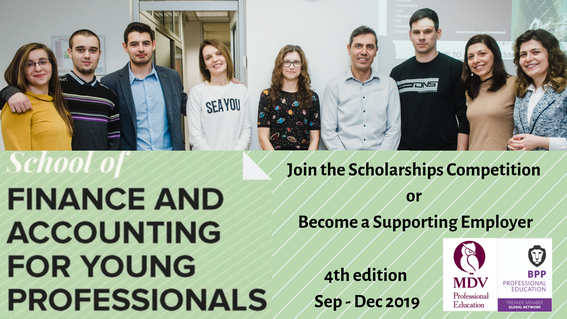 School of Finance and Accounting for Young Professionals 4th edition 2019
