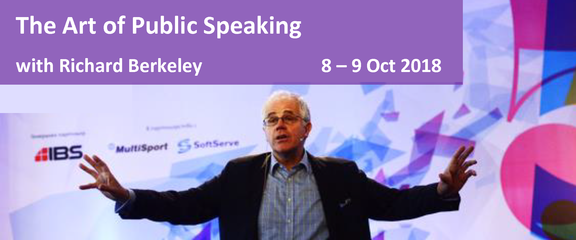 Richard Berkeley The Art of Public Speaking