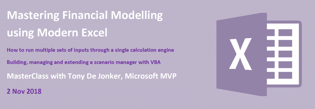 Mastering Financial Modelling using Modern Excel